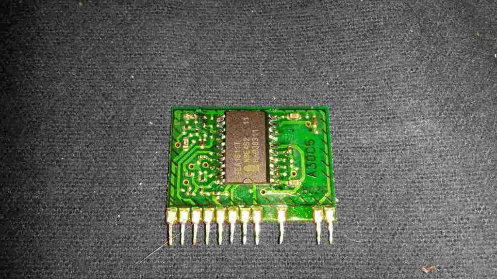 Panasonic power supply sub panel