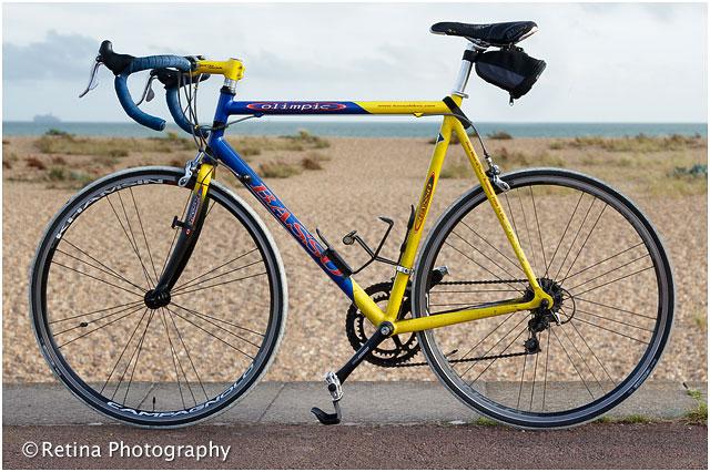 Portsmouth Southsea Triathlon Bycycle