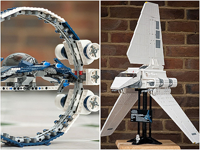 Lego Star Wars Imperial Landing Craft Kit