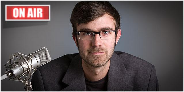 Headshot Of SDFF Podcast Member Steve During Photo Session 01