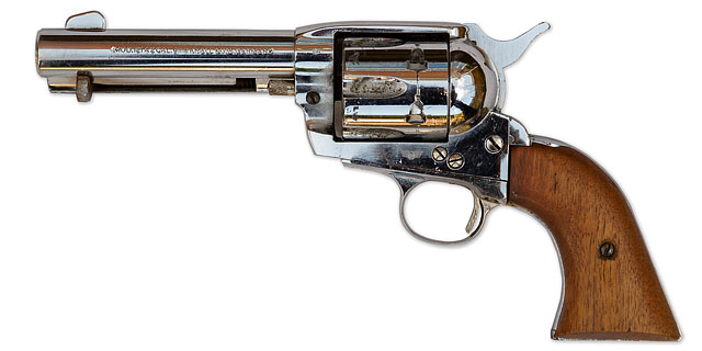 1873 Colts Single Action Army Revolver AKA The Peacemaker