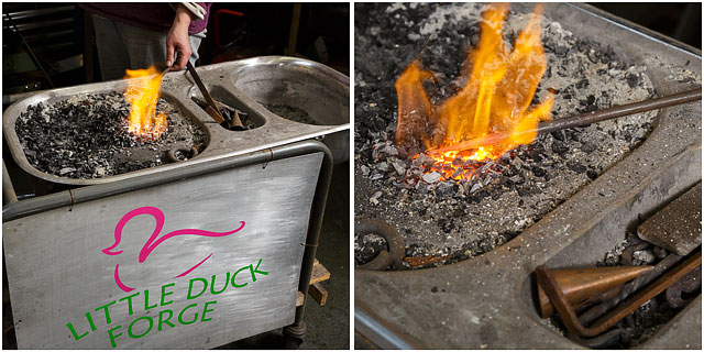 Little Duck Forge Mobile Forge