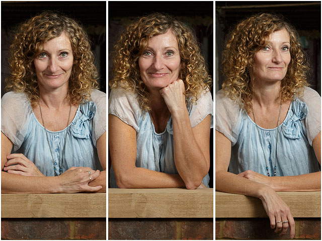 Fox And Hounds Denmead Public House Community Ownership Cooperative Landlady Female Portrait