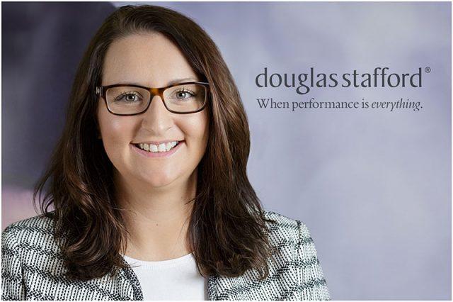 Douglas Stafford Madelaine Cook headshot