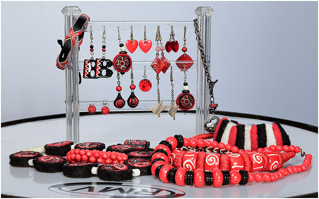 Portsmouth Batala Jewellery Colours