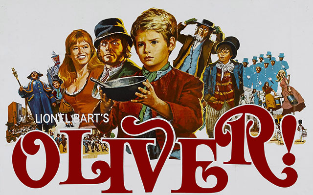 1968 Oliver Movie Poster