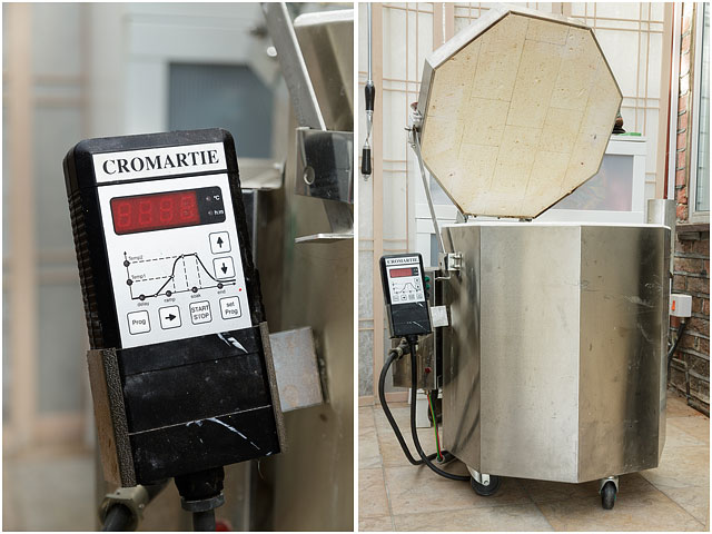 Electric Pottery Kiln Cromartie Thermostat