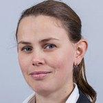 female headshot business portrait