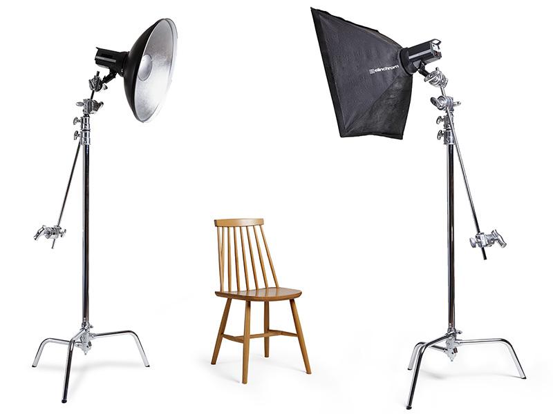 Studio Lighting for a Headshot photographer