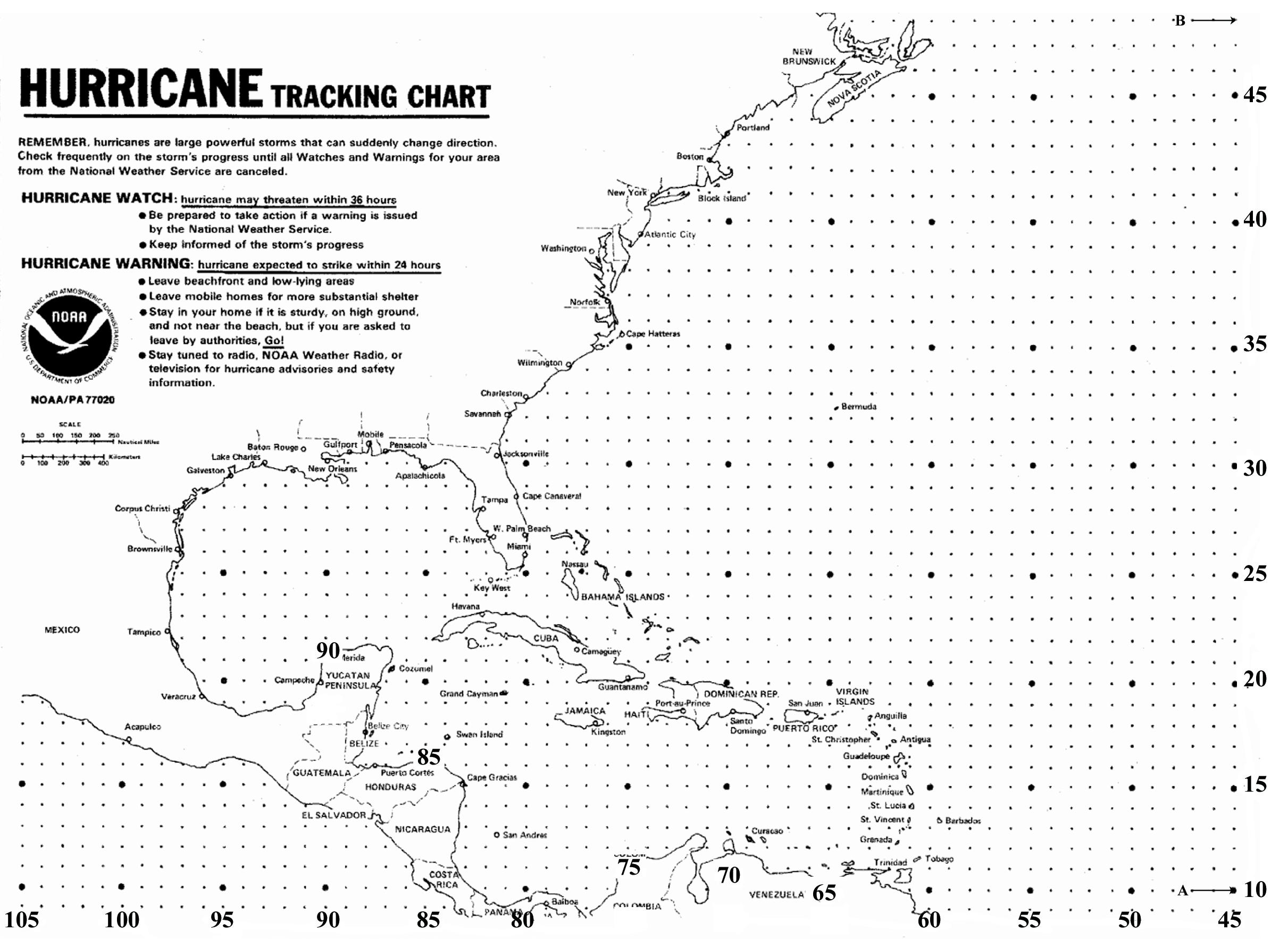 Hurricane Lab Worksheet