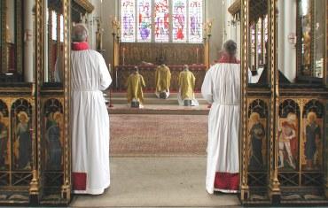 Prayer of Humble Access