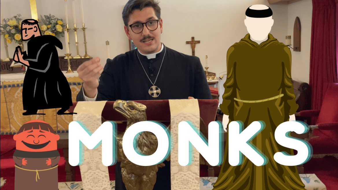 Monks and Monasticism in the Anglican Tradition