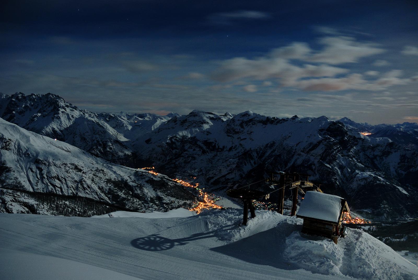 puy st vincent alpes france