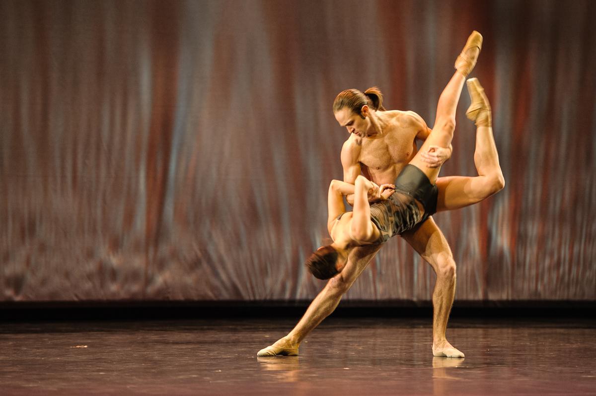 grands ballets canadiens danse montréal ballet danseur