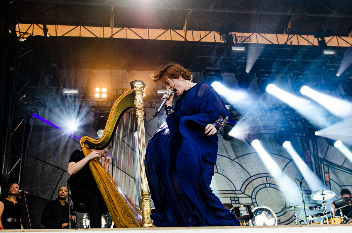 festival osheaga 2012 florence and the machine montreal