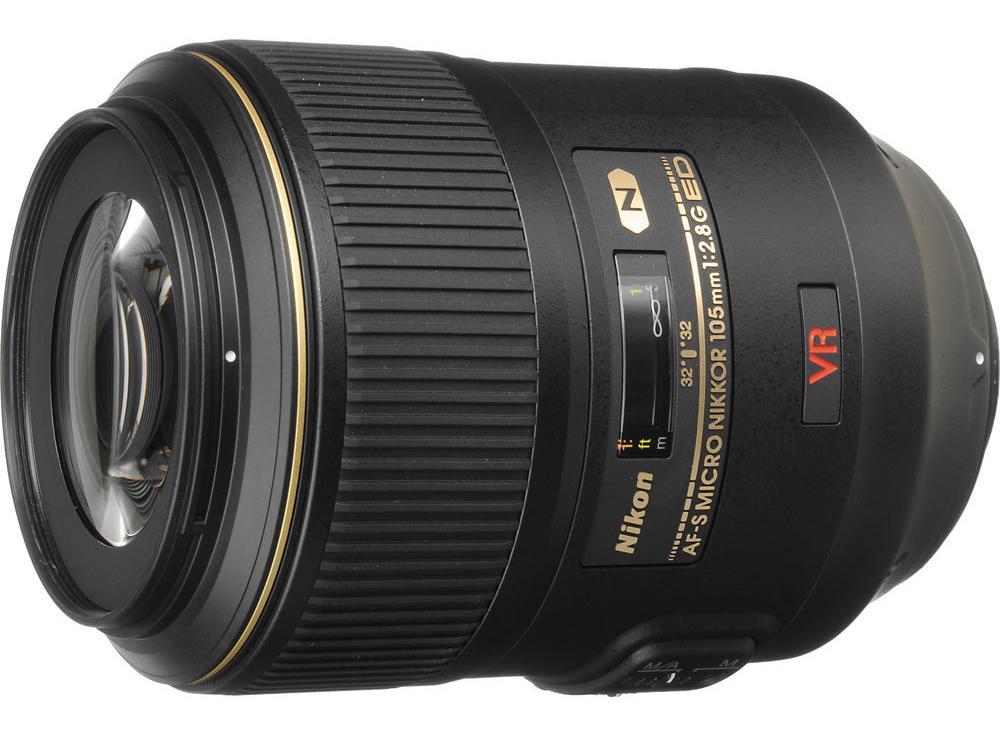 objectif macrophotographie Nikon