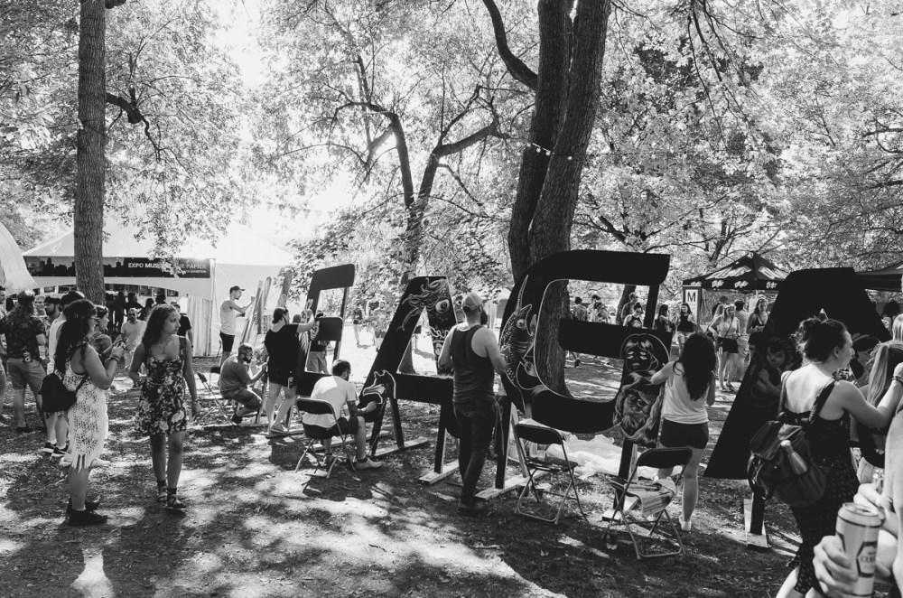 osheaga 2015 montreal festival art