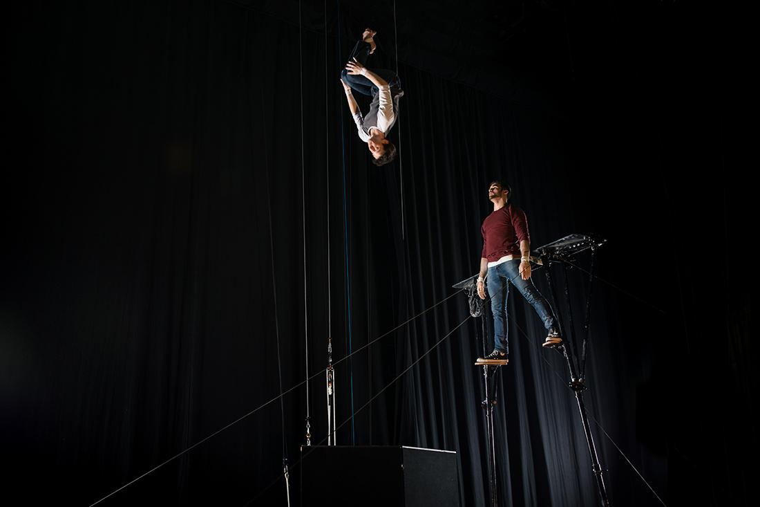 école nationale cirque louis sam montréal