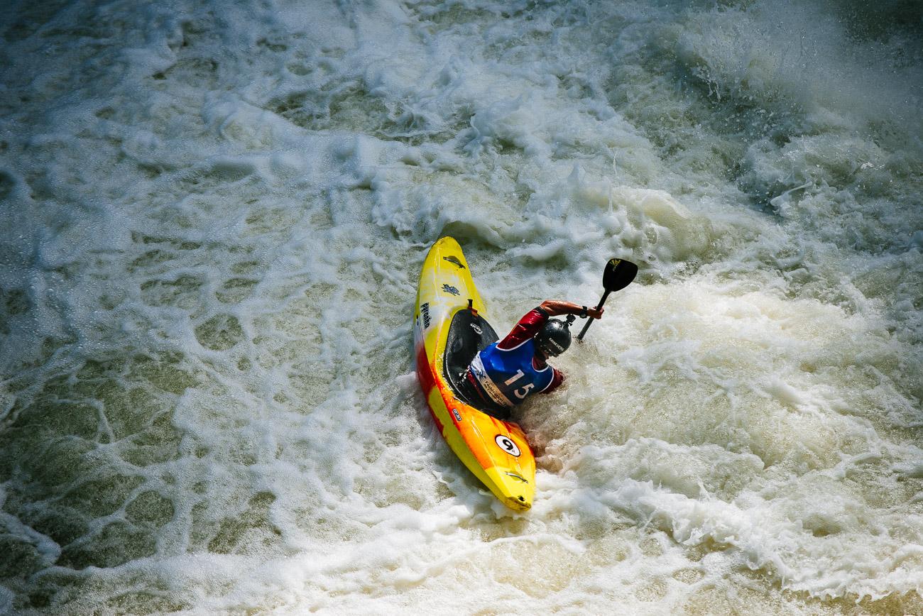 kayak rivière rouge Québec
