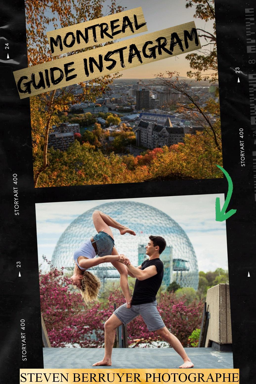 guide Instagram montreal pinterest