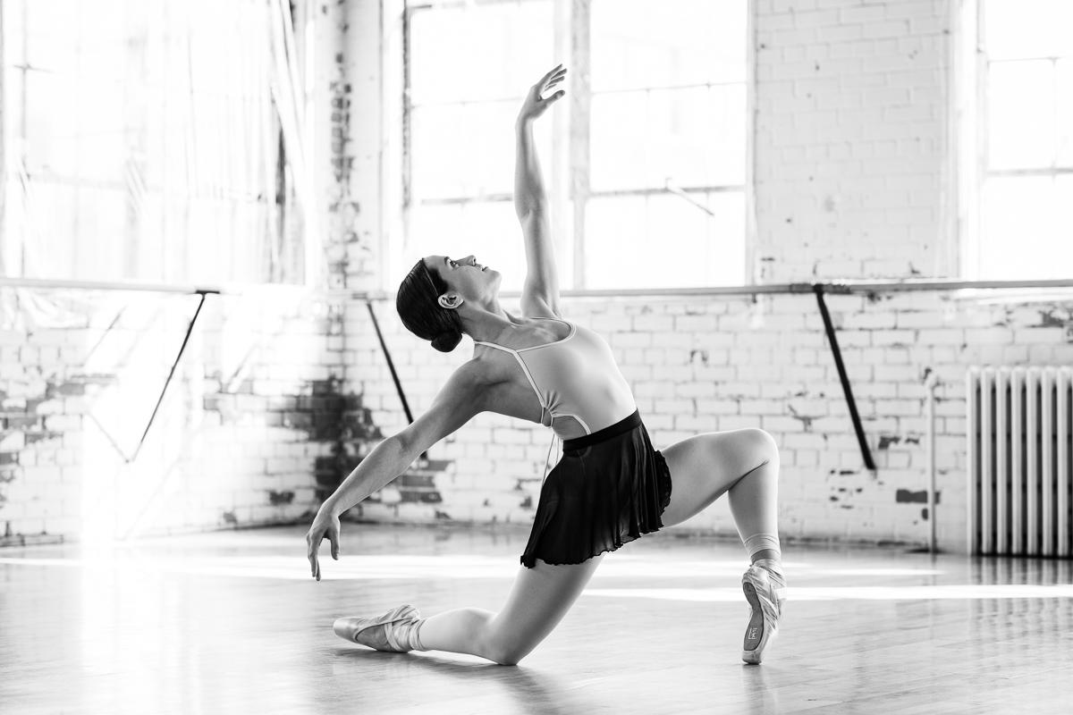 danseuse montreal rosalie carron pointes