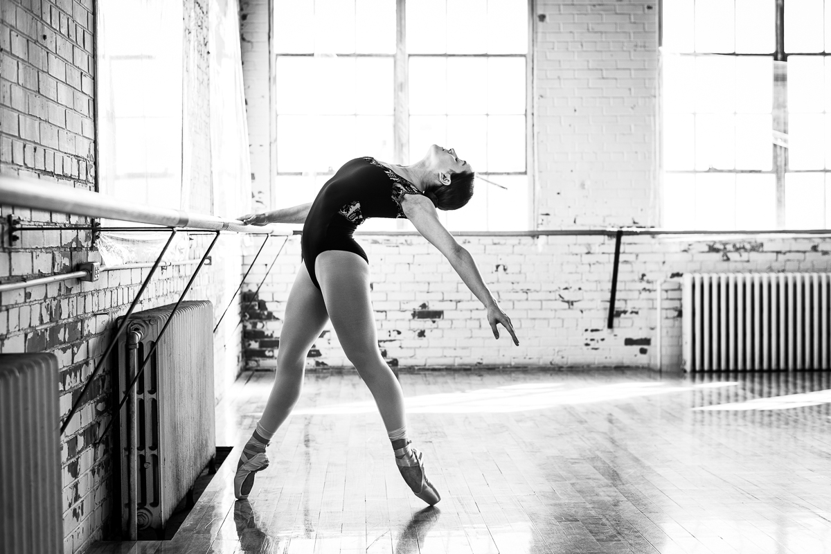 ballet danseuse pointes montreal rosalie