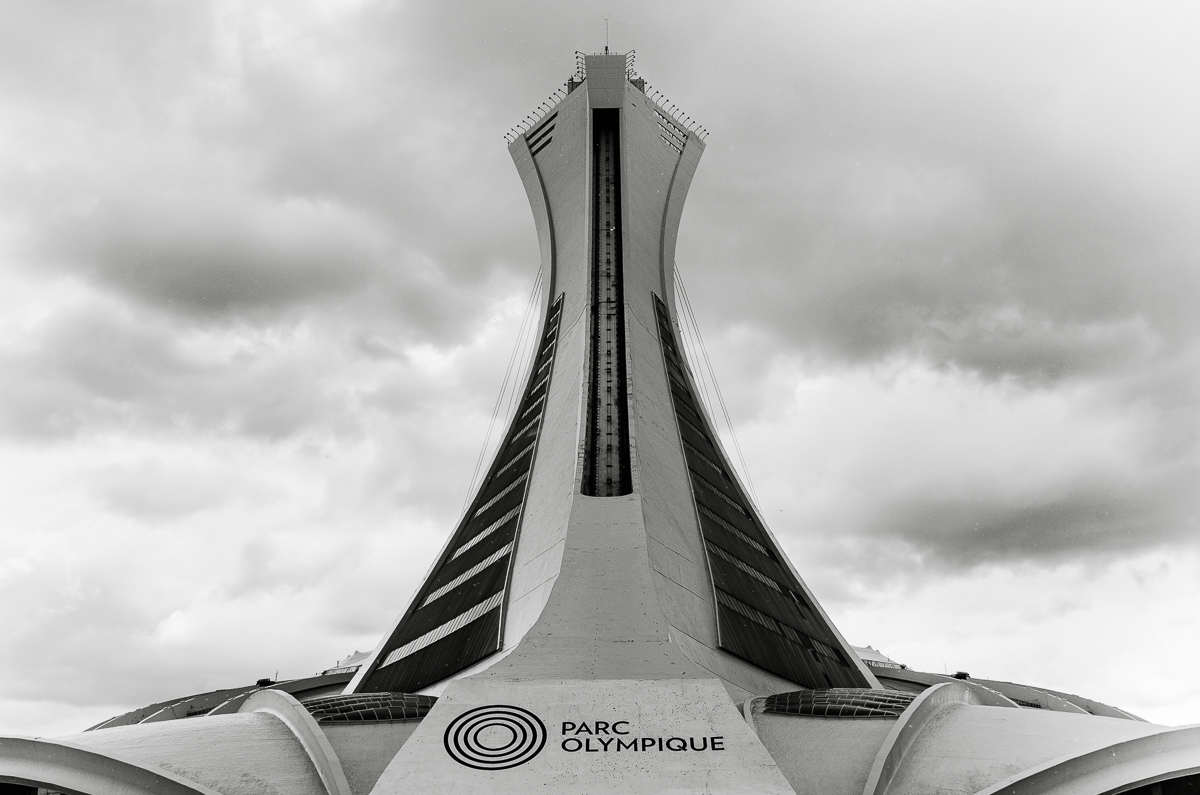 tour olympique stade montreal