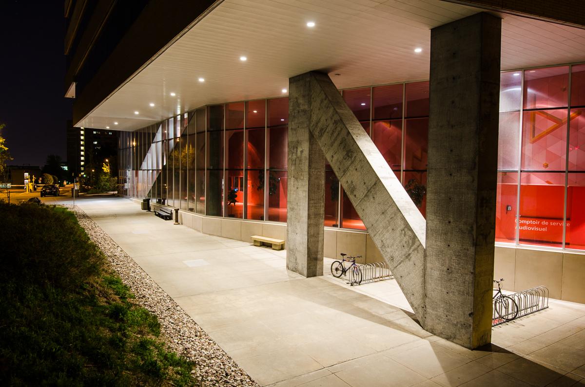 pavillon lassonde école polytechnique montréal