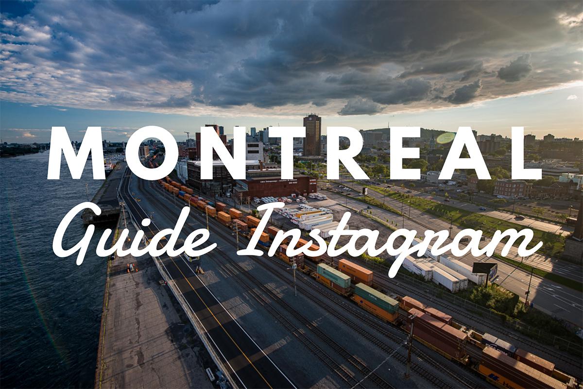 guide photo instagram montréal