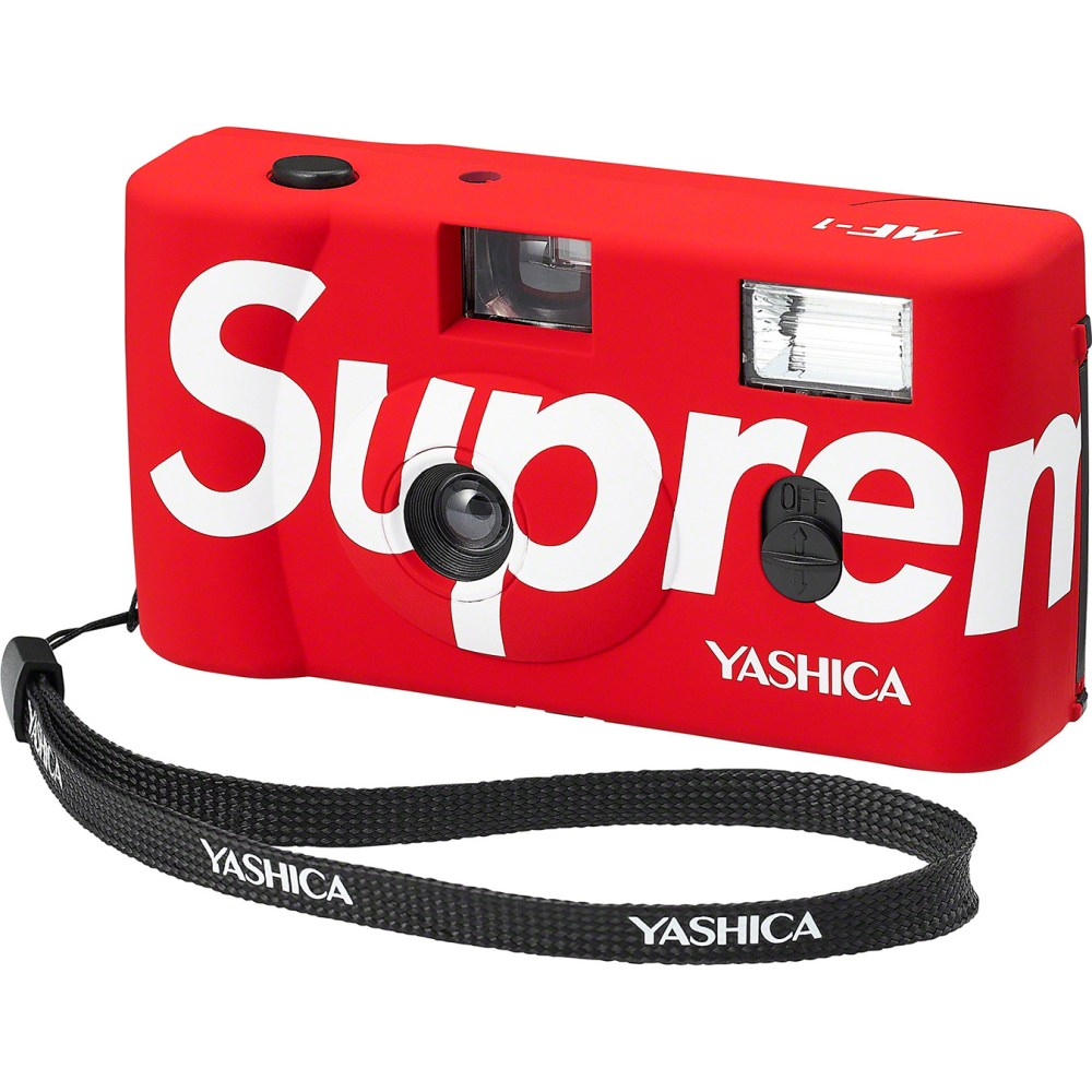 supreme yashica appareil photo argentique
