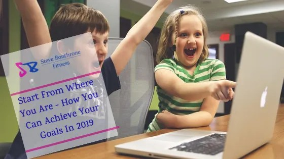 How You Can Achieve Your Goals In 2019 | Steve Bonthrone Fitness | Personal Trainer Perth