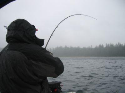 Aryk fishing