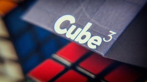 Cube3 By Magician Steven Brundage