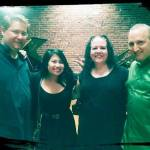 Philip Wesley, Nancy Nguyen, Michele McLaughlin and Steven Cravis