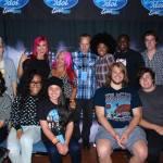 American Idol Artists 2014