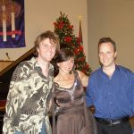 Scott D Davis, Suzanne Ciani and Steven Cravis 2007
