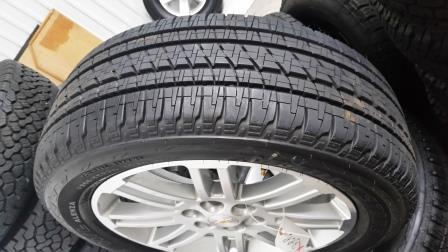 bridgestone dueler 20 inch tires