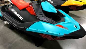 Top Speed on a Seadoo Spark - Steven in Sales