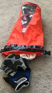 jet ski dry bag for gear and stuff
