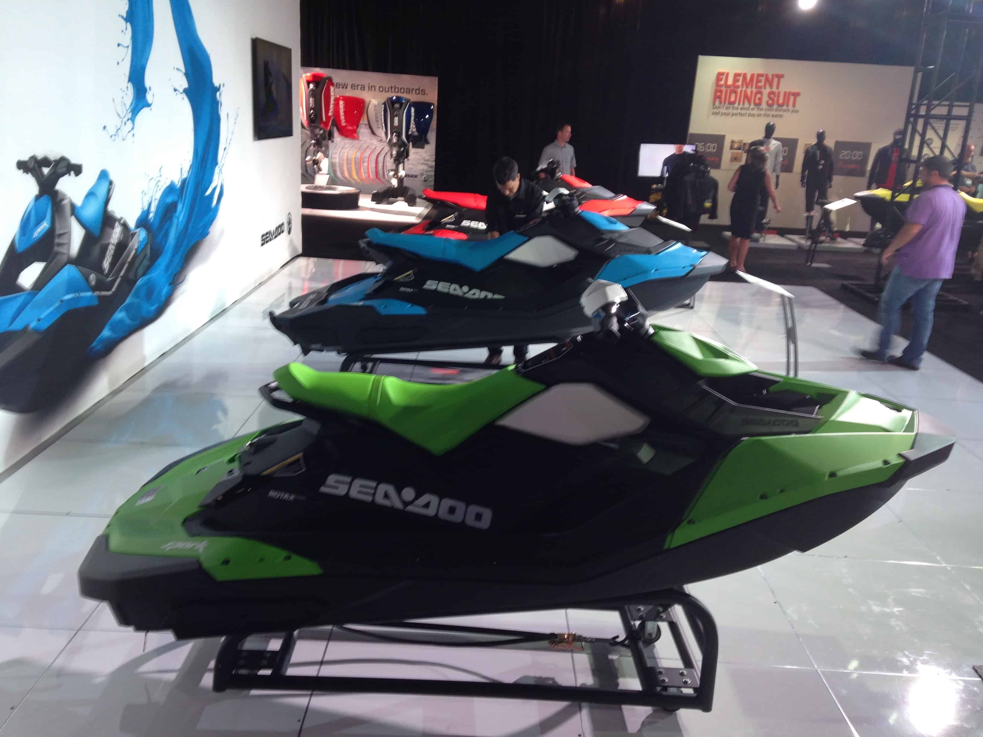 2016 seadoo new model line up release steven in sales models with ibr on sparks are now coming with the convenience package and the rf dess key like the bigger seadoos have also seadoo mention that you can fandeluxe Image collections