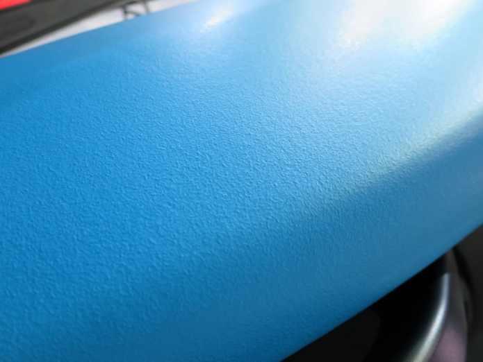 blue spark seat