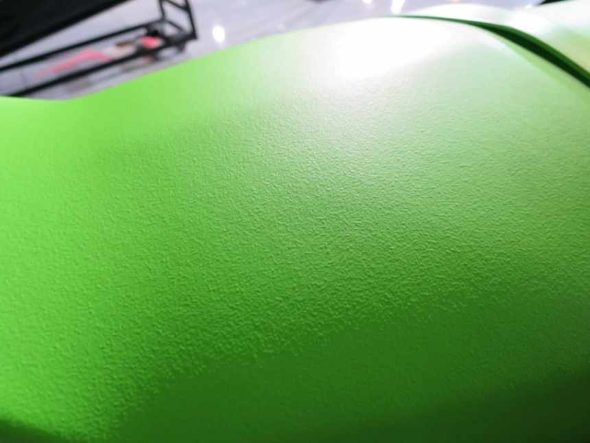 green spark seat