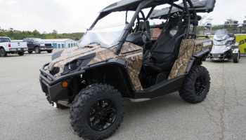 2016 Can-AM Commander XT 1000 Review - Steven in Sales