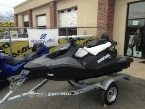 Sea-Doo spark covers sun watercraft protection trailer footwells rain