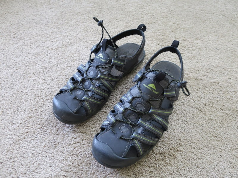 water shoes I use all the time on PWC