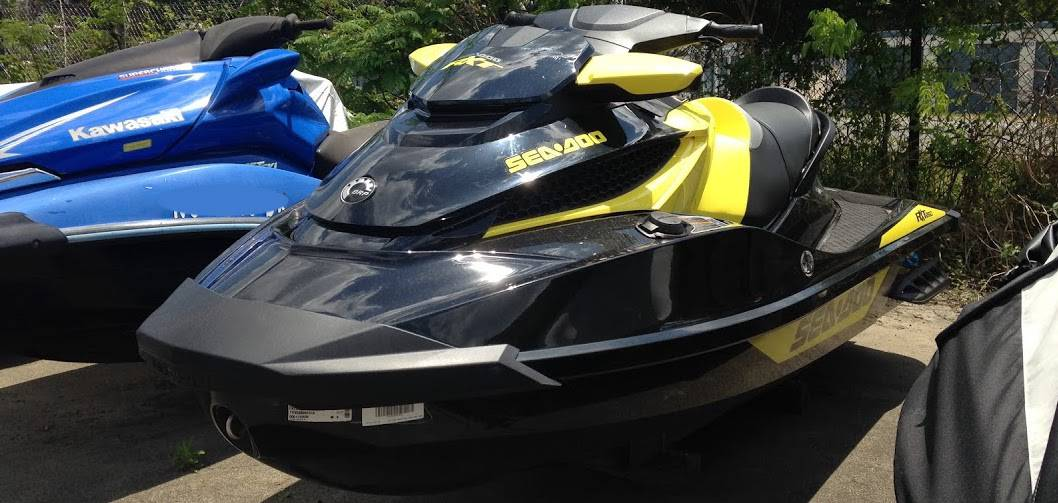 yamaha jet ski water hook hook up