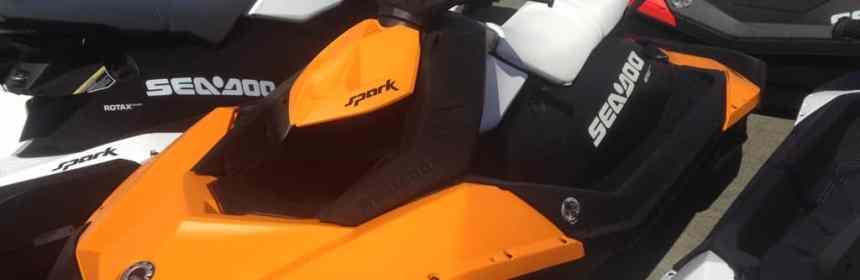 orange Sea-Doo Spark what it cost to own it