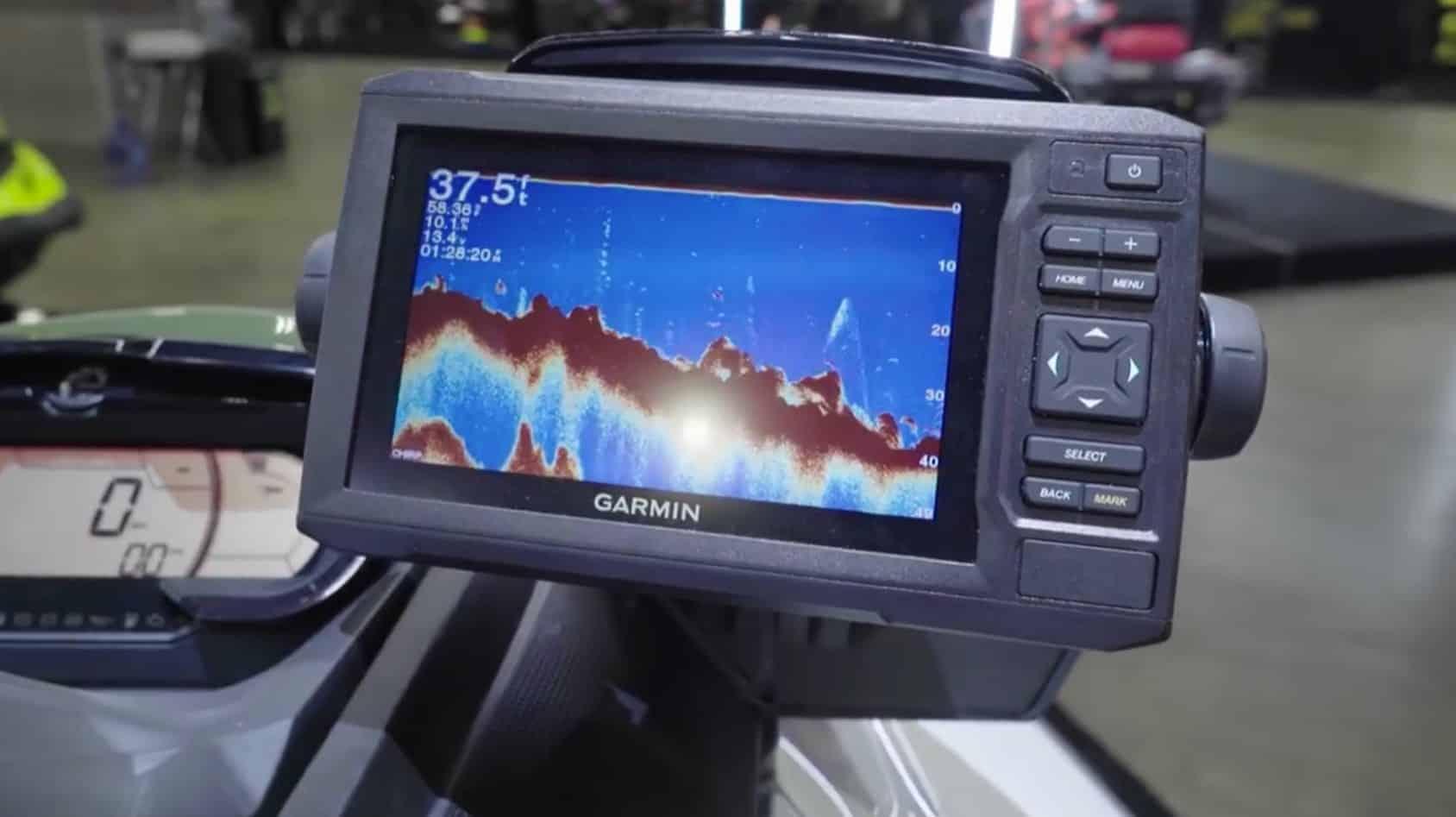 GPS fish finder Fish Pro Sea-Doo
