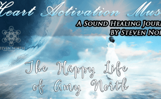 The Happy Life of Amy North (Heart Activation Music)