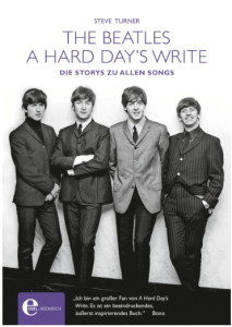 Beatles Hard Days Write
